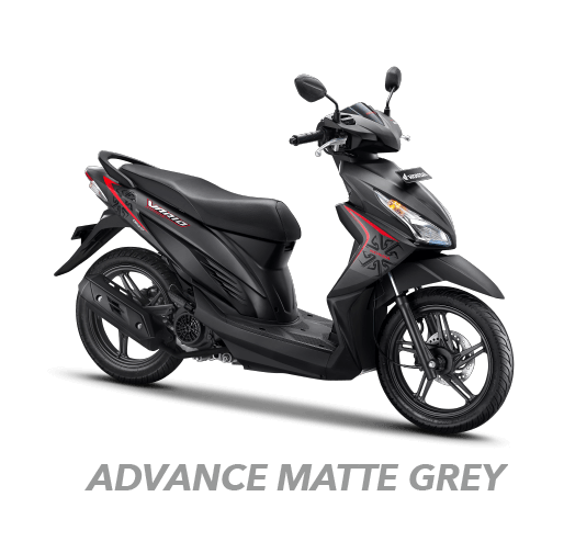 Advance Matte Grey