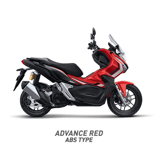 Advance Red ABS Type