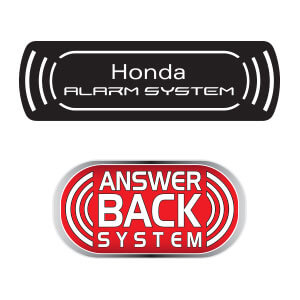 Anti Theft Alarm with Answer Back System