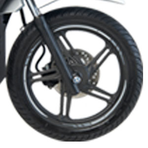 Ban Honda Beat Sporty Cast Wheel With Tubeless Tire