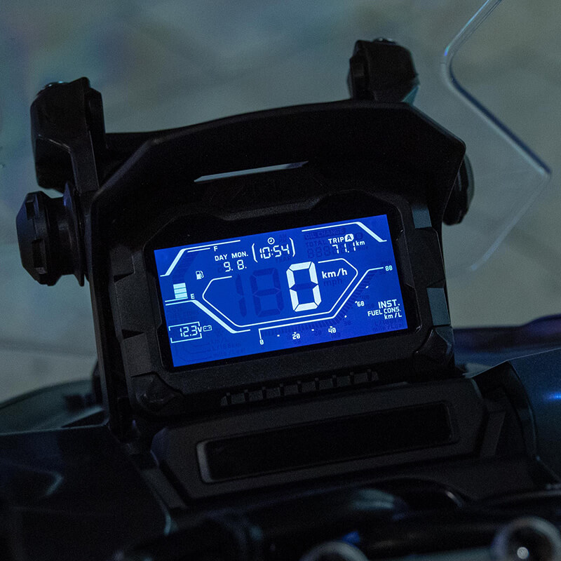 Full Digital Panel Meter Honda ADV