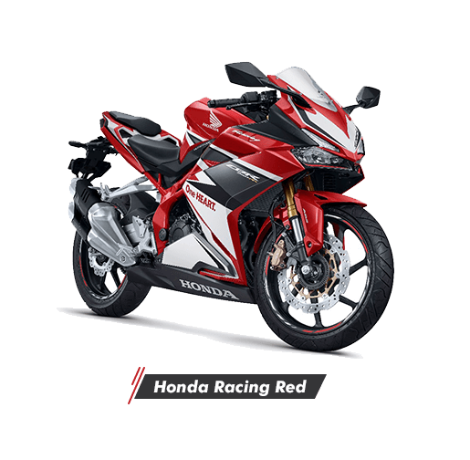 Honda Racing Red Terbaru
